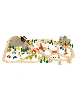 BigJigs Rail Bigjigs Rail BJT016 Mountain Railway Set