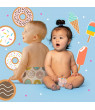 Hello Bello Diapers - Sugar High & Tripple Scoop - Size 3 (27ct)