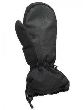 Castle X Platform Youth Snowmobile Mittens Black