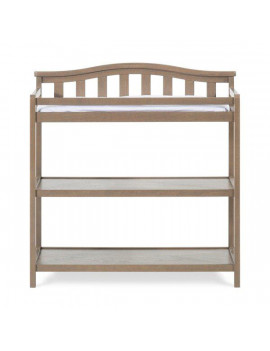 Arch Top Changing Table by Forever Eclectic, Dusty Heather