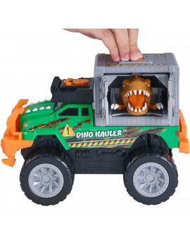 Adventure Force Frightening Freight Motorized Vehicle, Green