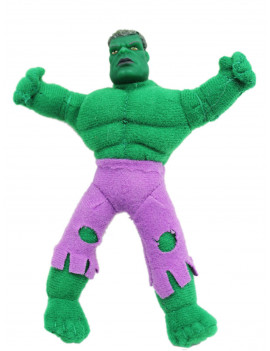 Marvel Comics' The Incredible Hulk Small Plush Toy With Secret Pocket (5in)