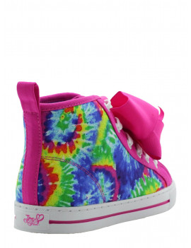 Nickelodeon Jojo Siwa Tie-Dye High-Top Sneaker (Little Girls & Big Girls)