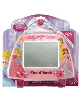 Disney Princess Etch-A-Sketch Case Pack 6