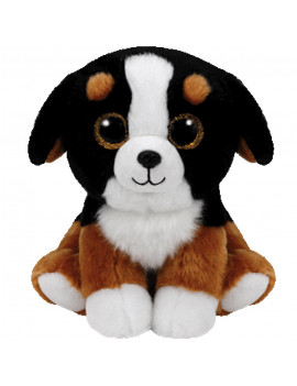 Ty Inc. Beanie Boo Plush Stuffed Animal Roscoe the Dog 6""