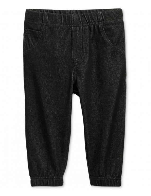 First Impressions Denim Jogger Pants, Baby Boys, Size 18 MONTHS