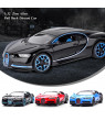 1:32 Bugatti Chiron Zinc Alloy Pull Back Diecast Car Model Collection