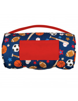 All-Over Print Nap Mat, Sports