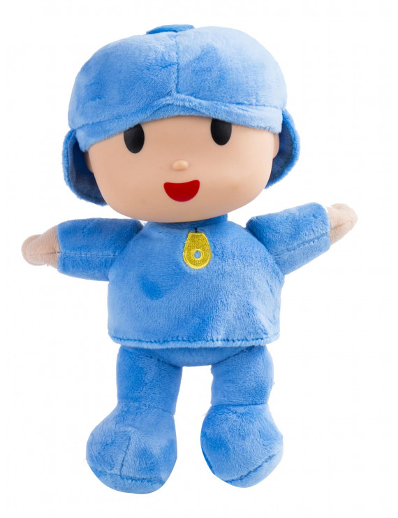 Cute Pocoyo Kid Plush Toy Figure Set Soft Toy Doll Birthday Gift