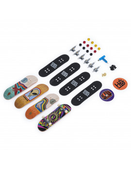Tech Deck - 96mm Fingerboards - Ultra DLX 4-Pack - Alien Workshop/Habitat
