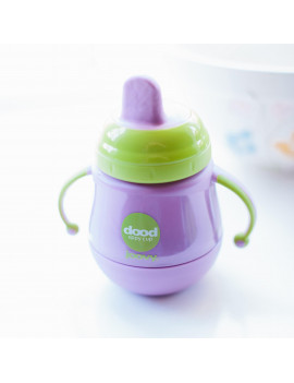 Joovy Dood Soft Spout 2 Pack - Purpleness