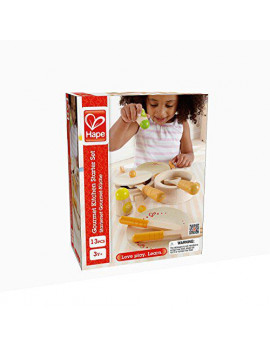 Hape - Playfully Delicious - Gourmet Kitchen Starter Play Set