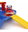 AquaPlay - Ryan's World Playset, Indoor and Outdoor Water Toy, Red and Blue Water Table, 2 Characters, 2 Boats Included