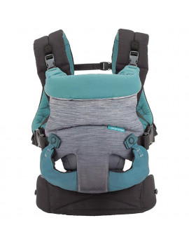Infantino Go Forward Evolved Ergonomic Carrier, Teal