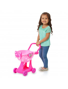 Minnie's Happy Helpers Bowtique Shopping Cart, Ages 3+
