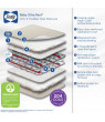 Sealy Baby Ultra Rest Antibacterial Crib and Toddler Mattress, Premium Firm 204 Coils