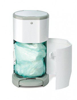 Adult Hygienic Incontinence Disposal Diaper System Small - Refill Bags