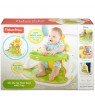 Fisher-Price Sit-Me-Up Floor Seat with 2 Linkable Toys, Giraffe