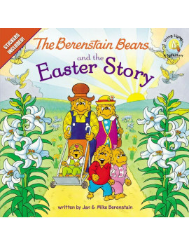 Berenstain Bears/Living Lights: The Berenstain Bears and the Easter Story (Paperback)