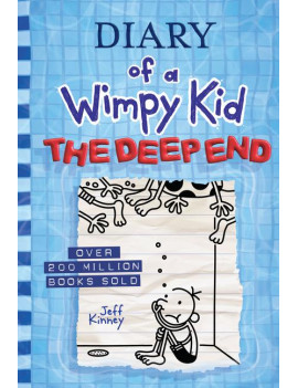 Diary of a Wimpy Kid: The Deep End (Diary of a Wimpy Kid Book 15) (Hardcover)