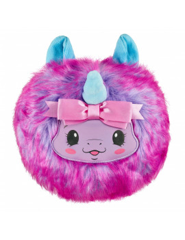 """Pikmi Pops Cheeki Puffs, Large 7"""" Scented Shimmer Plush Toy, Styles May Vary"""