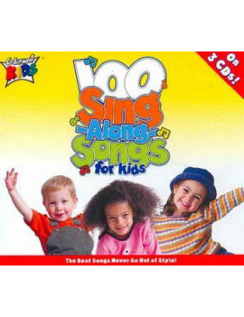 Cedarmont Kids - 100 Singalong Songs For Kids (3CD)