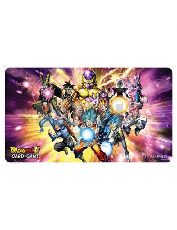 Dragon Ball Super All Stars Playmat With Tube