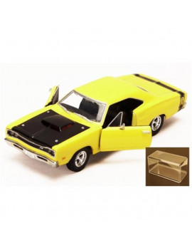 1969 Dodge Coronet Super Bee Model Car, Yellow