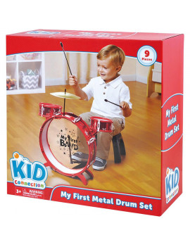 Kid Connection My First Drum Set, Metal