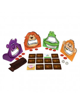 American Educational Products CC-021 Hungrrry Four Game