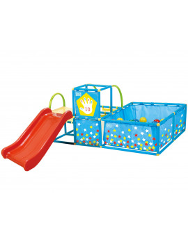Eezy Peezy Active Climber with Ball Pit