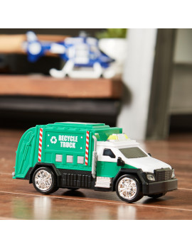 Adventure Force City Service Vehicle, Recycle Truck