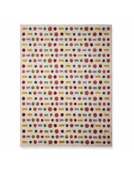 Dots and Dash Area Rug by Drew Barrymore Flower Kids