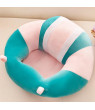 SUPERHOMUSE Baby Soft Sofa Seats Cute Blanket Cushion Baby Cotton Chair Baby Toddler Sitting Support - Learning To Sit