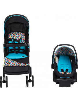 Babideal Bloom Travel System, Pixelray