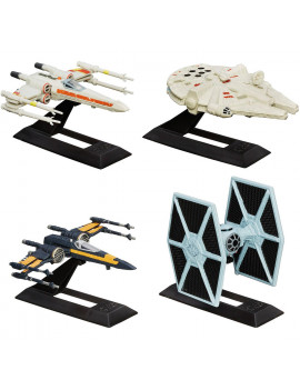 Star Wars The Black Series Titanium Series Vehicles Multi Pack