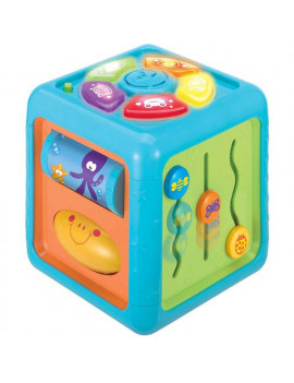 Brilliant Beginnings Activity Learning Cube