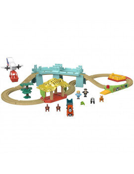 Thomas & Friends Wood Big World Adventure Train Set