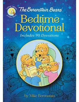 Berenstain Bears/Living Lights: A Faith Story: The Berenstain Bears Bedtime Devotional (Hardcover)