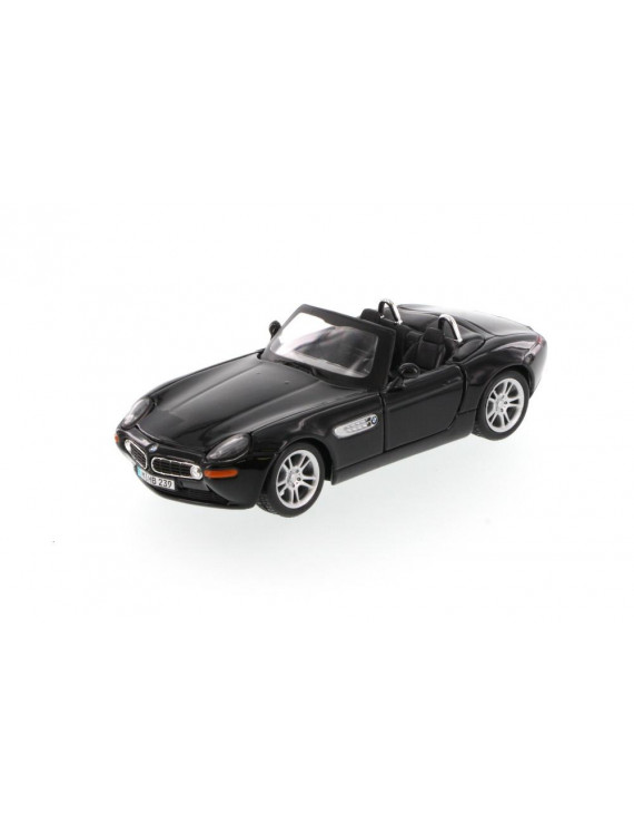 BMW Z8 Convertible, Black - Showcasts 34996 - 1/24 Scale Diecast Model Toy Car (Brand New, but NOT IN BOX)