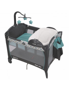 Graco Pack 'n Play Portable Seat & Changer Playard, Affinia
