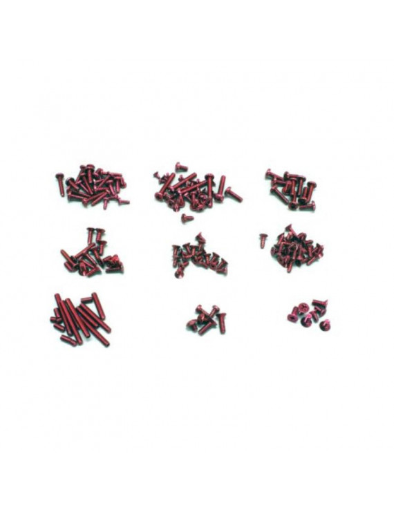 color screw set (red / mini inferno) ihw08r (japan import)