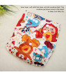 YLSHRF Reusable Infant Swim Diaper Washable Pocket Cloth Hook Loop Operating System Size Adjustable, Baby Washable Diaper, Baby Reusable Nappies