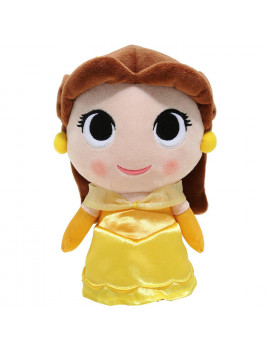Disney SuperCute Plushie Collectible Plush - Princess Belle