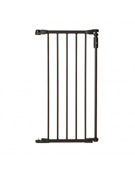 "North States 6-Bar Extension for Extra-Wide Windsor Arch Petgate Matte Bronze 15"" x 30"""