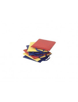 12 in. Square Sit Upon - Set of 6