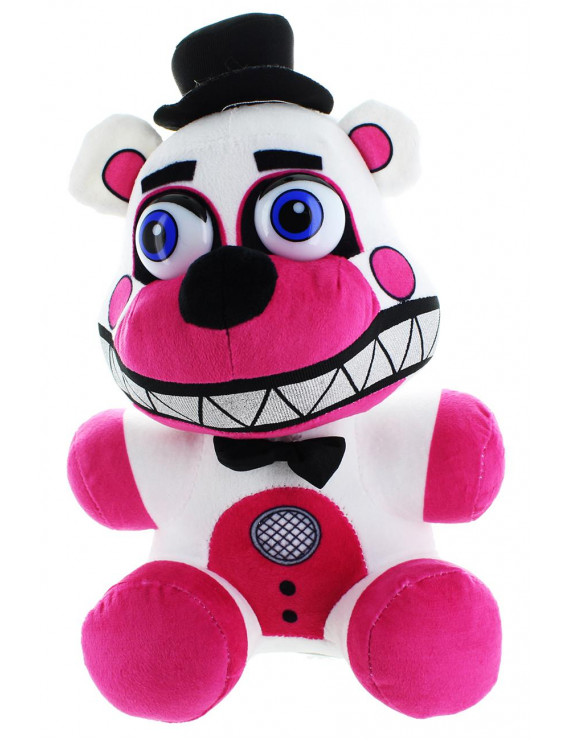 "Five Nights at Freddy's Sister Location 12"" Plush: Funtime Freddy"
