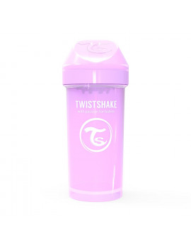Twistshake Kid Cup 360ml / 12oz 12+m Pastel Purple