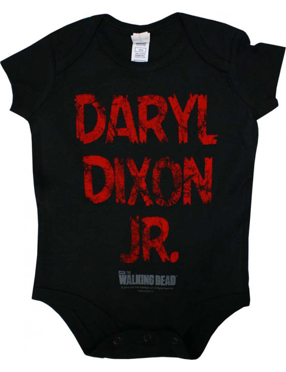 Daryl Dixon Jr. Infant Bodysuit