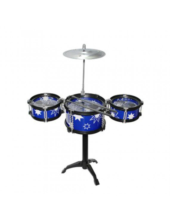 TureClos Girls Boys Practice Exercise Toy Drum Set Children Percussion Instrument Musical Early Childhood Toys Playset